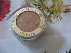 L'Oreal Infallible Color Eyeshadow