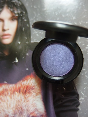 mac eyeshadow in nocturnelle