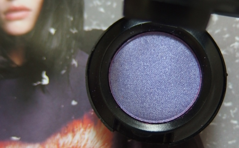 MAC Eyeshadow -Color Swatch AndReview