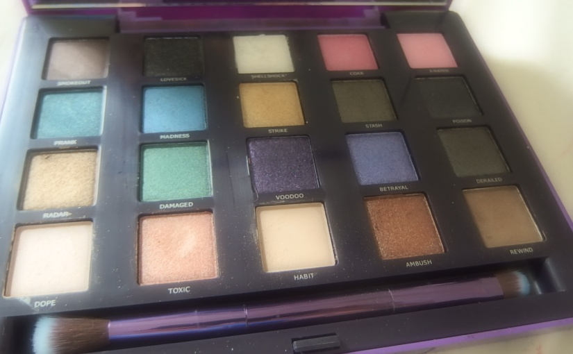 One Palette, Unlimited Possibilities: Vice 2 by Urban Decay