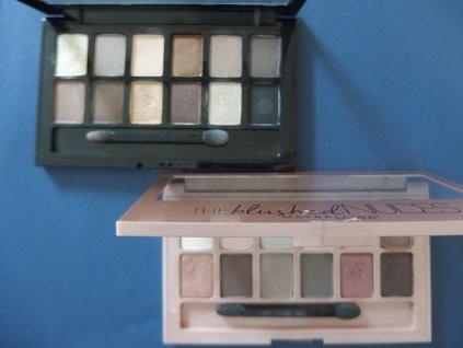 Maybelline Eyeshadow Palettes