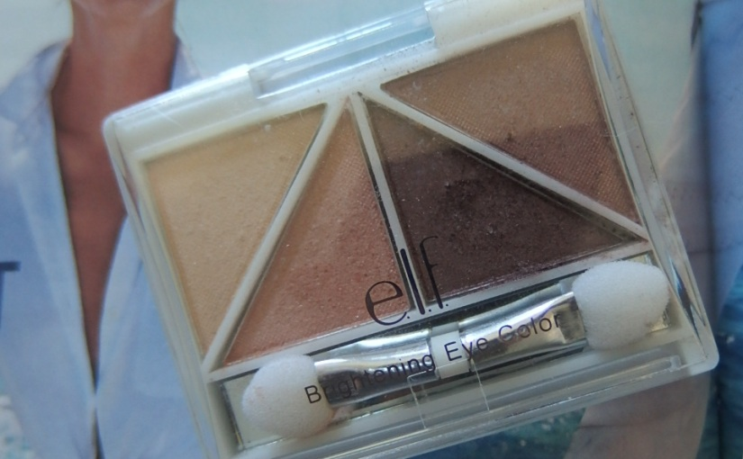 Elf Brightening Eye Color : Photos & Color Swatches