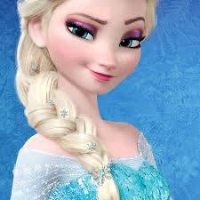 Disney Frozen Princess Elsa With & WithoutMakeup