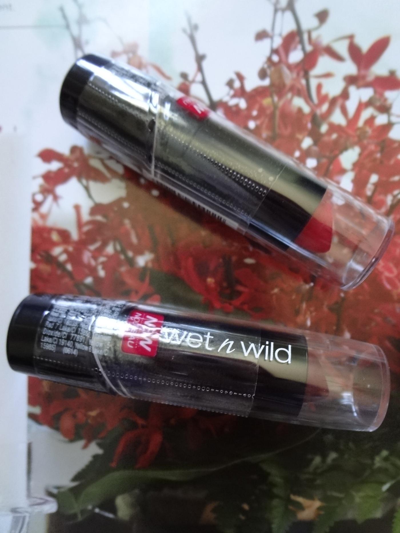 Silky lipstick by Wet n Wild