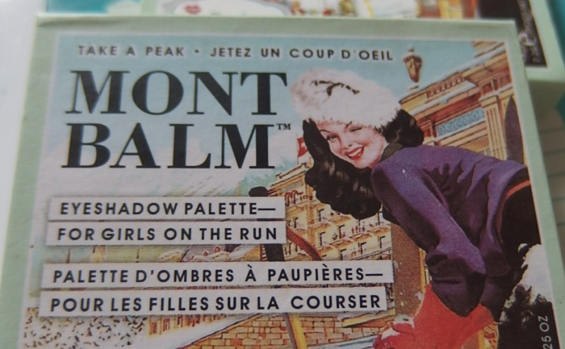 Mont Balm Quad by theBalm