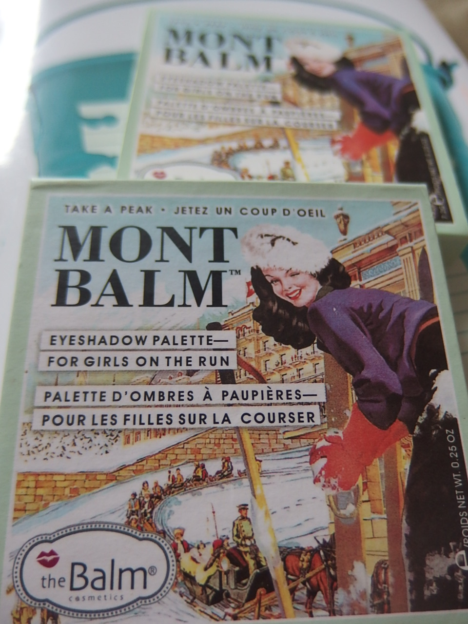 mont balm by thebalm