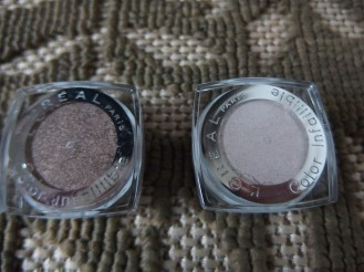 L'Oreal Infallible in Sahara Treasure and Time Resist White