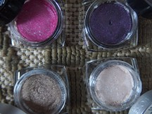 eyeshadow pot