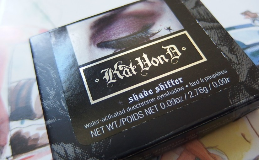 Kat Von D Love Letter Shade Shifter Eyeshadow