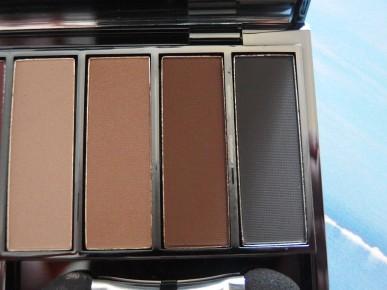 Quo matte eyeshadow palette