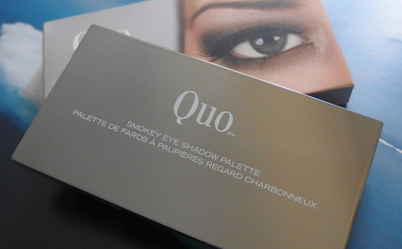 QUO  Smokey Eyes Eyeshadow Palette