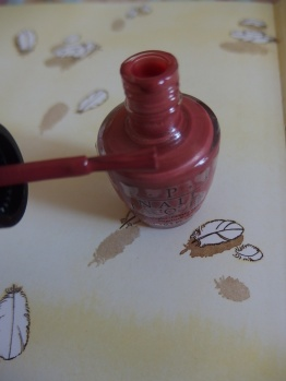 opi nail polish nagelock