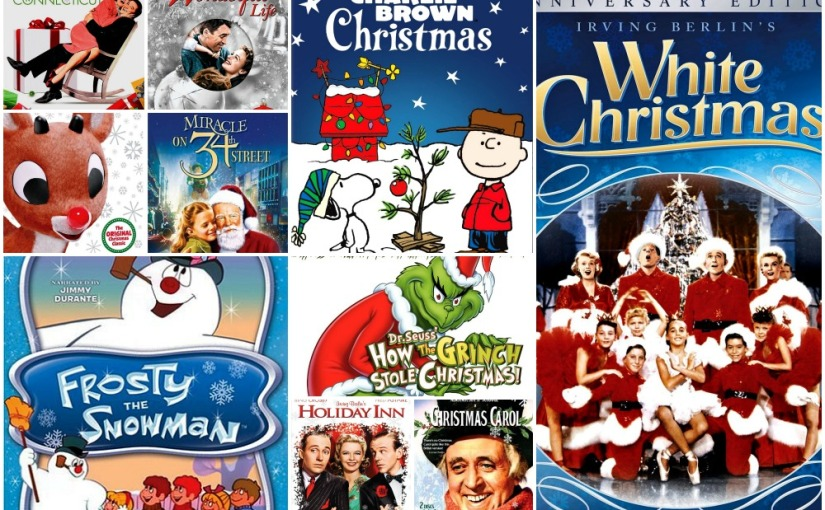 BABES IN BLOGLAND COLLABORATION|Favorites Holiday Movies Classics