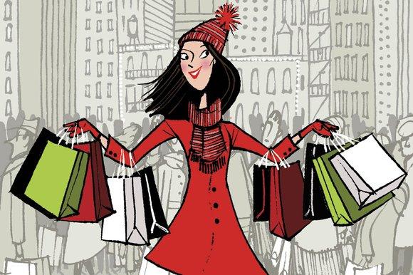 holiday shopping