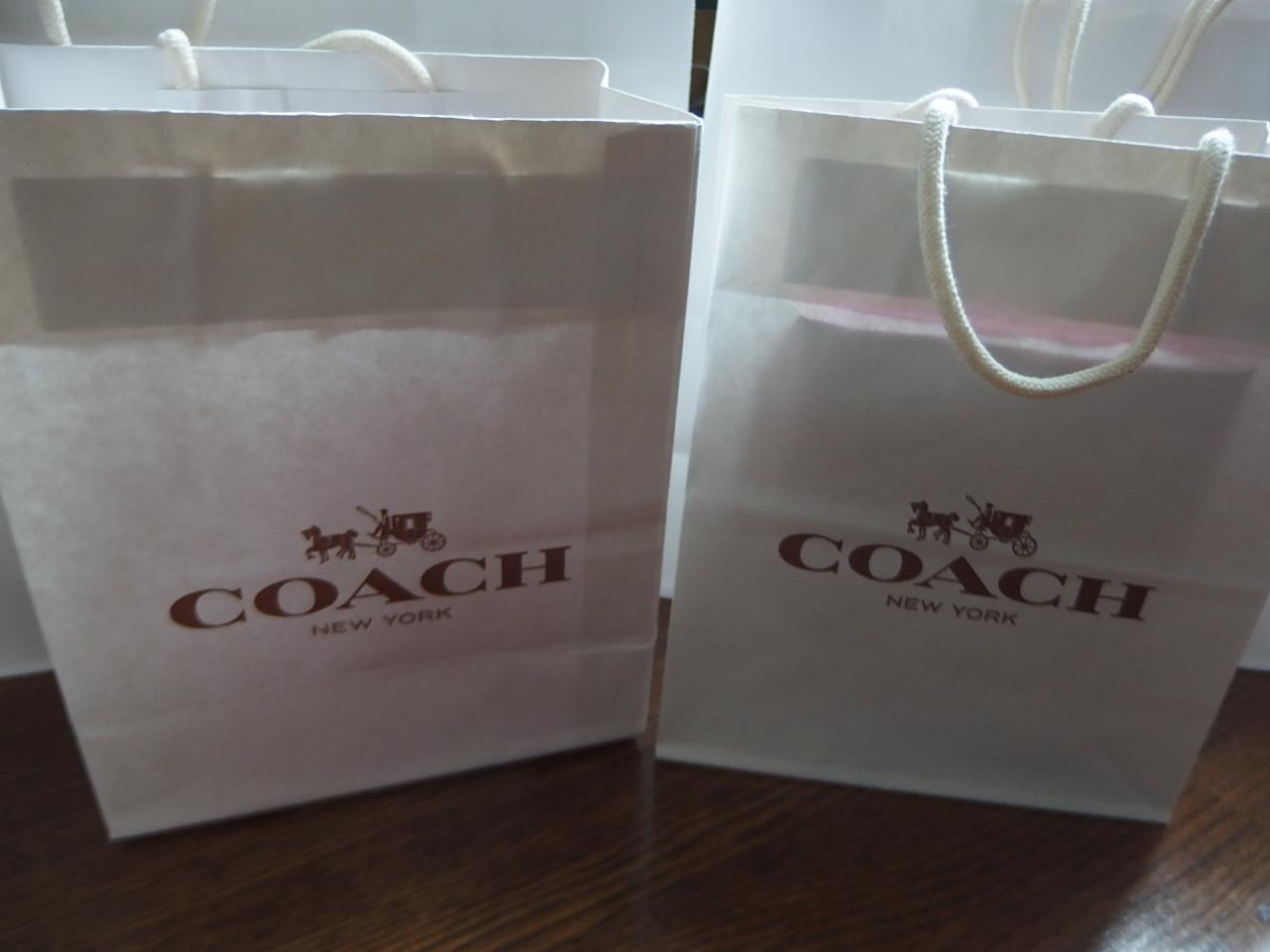 Coach Handbags Haul