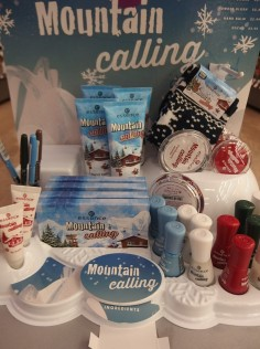 essence winter collection