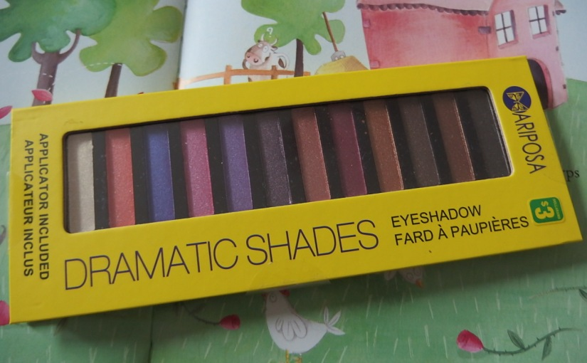 Dramatic Shades Review, Photos and Swatches!