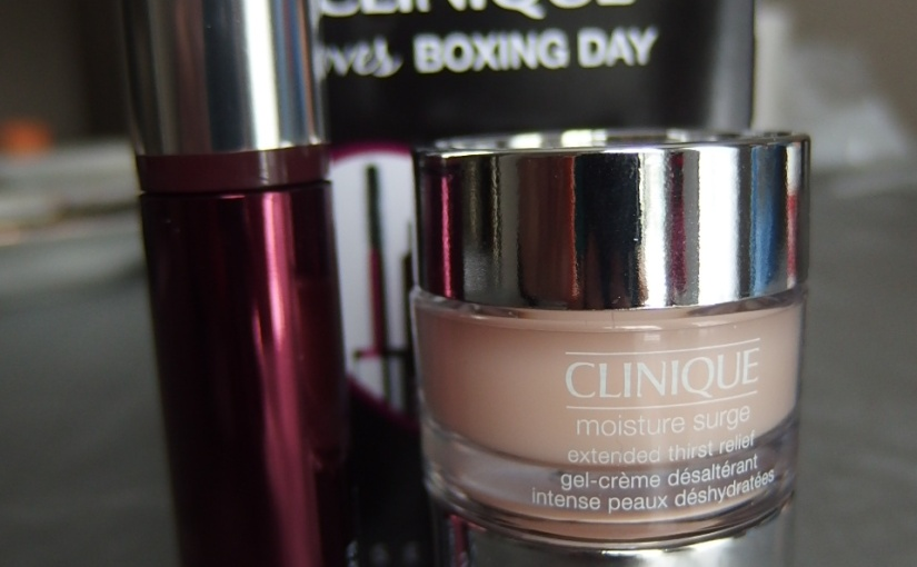 Clinique Boxing Day SEPHORA (pic heavy)