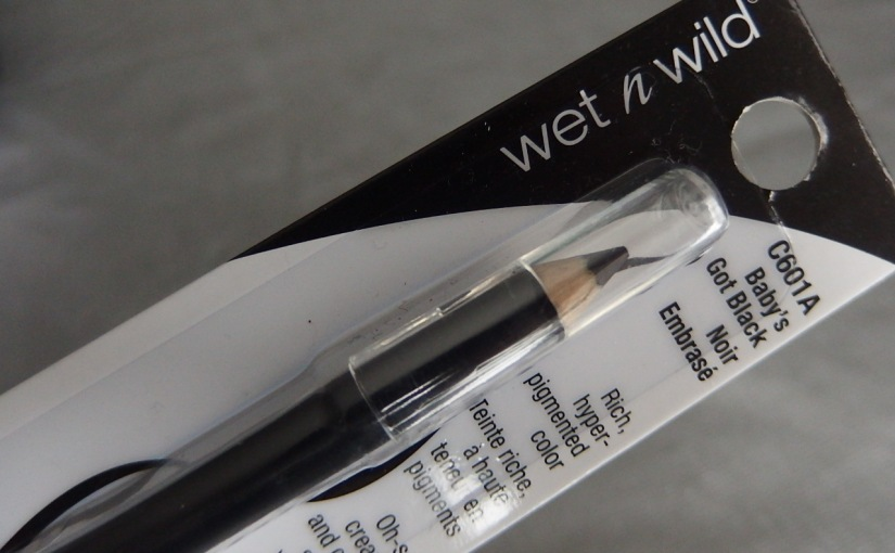 Beauty Bandit: Wet n' Wild Kohl Eyeliner