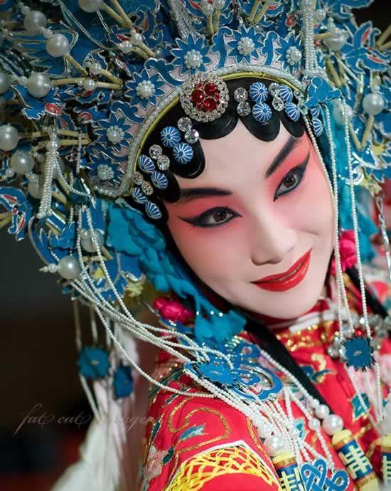 chinese oera 1