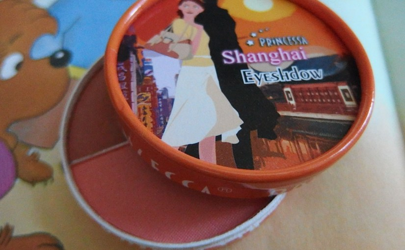 Beauty Bandit: City Girl Princessa Shanghai Eyeshadow
