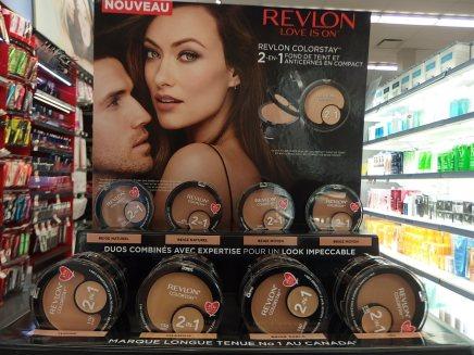 Revlon NewDuo Cream Foundation/Concealer