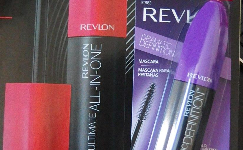 New Revlon Mascara FirstImpression