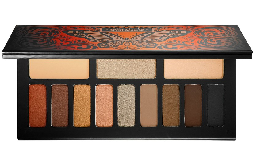 Kat Von D Monarch Palette – REVIEW