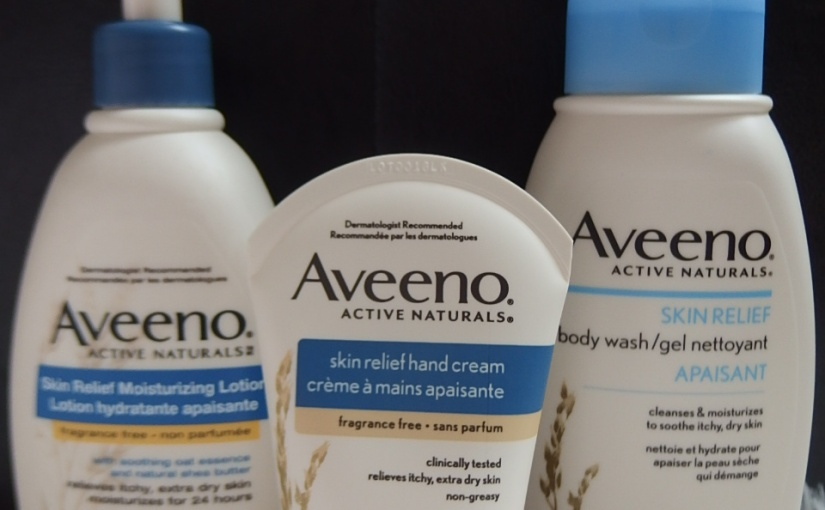 Aveeno Skin Relief Product Review