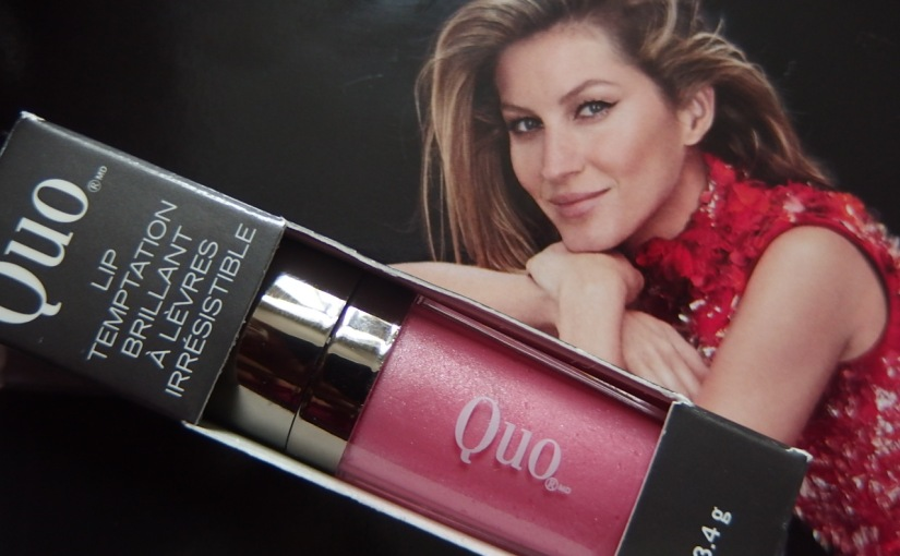 Quo Lip Gloss – Beauty Review