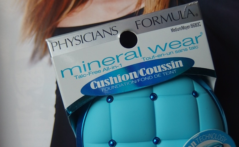 Mineral Wear Cushion FoundationReview