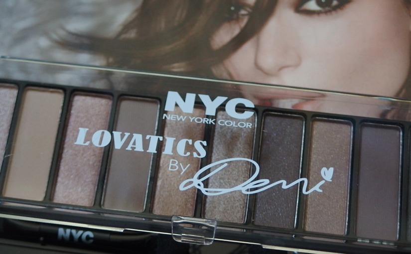 Lovatics By Demi Eyeshadow Palette