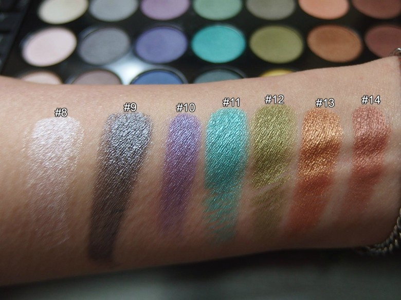 color swatches row 2