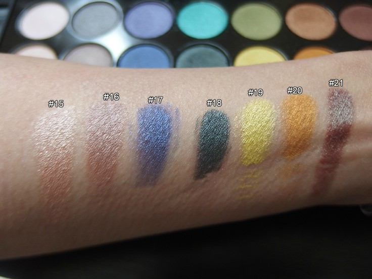 color swatches row 3