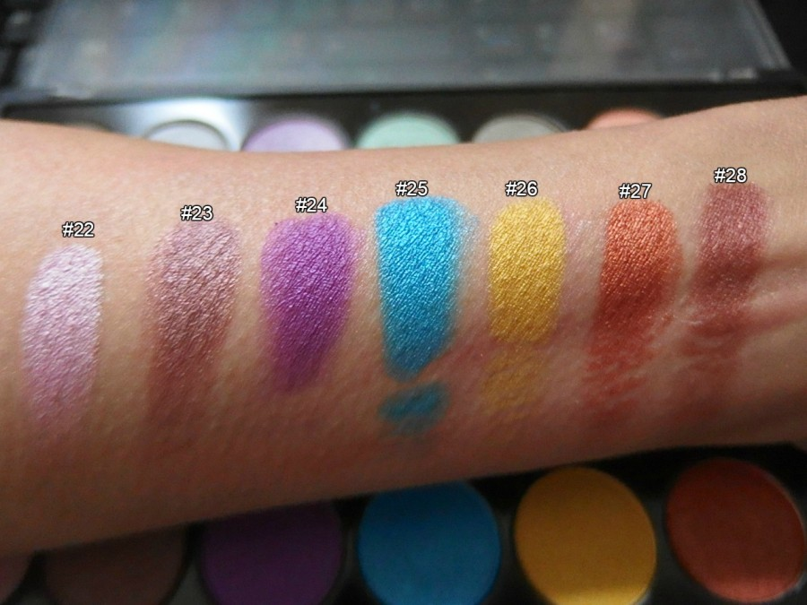 color swatches row bottom
