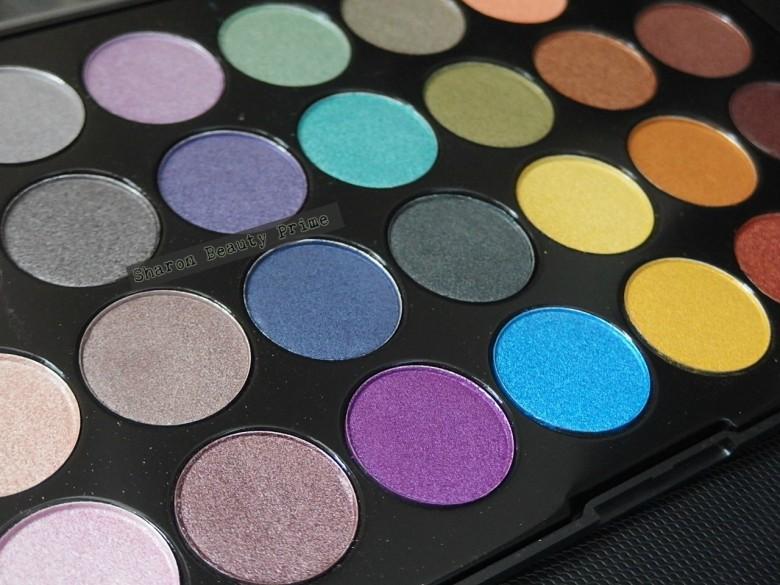 foil eyes 28 colors