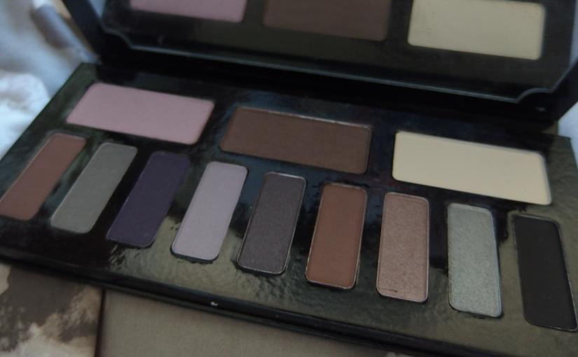 Kat Von D Innerstellar Eyeshadow Palette Review &Swatches