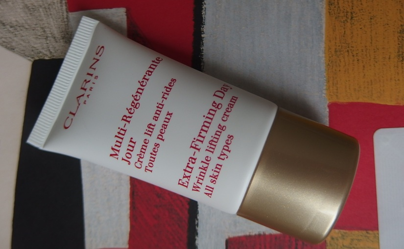 Clarins Extra-Firming Day Cream –Review