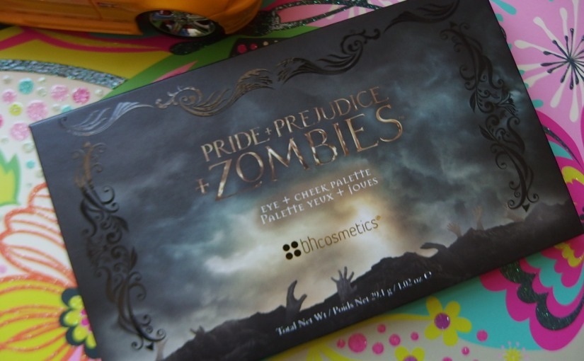 Pride+Prejudice+ZOMBIES By Bh Cosmetics