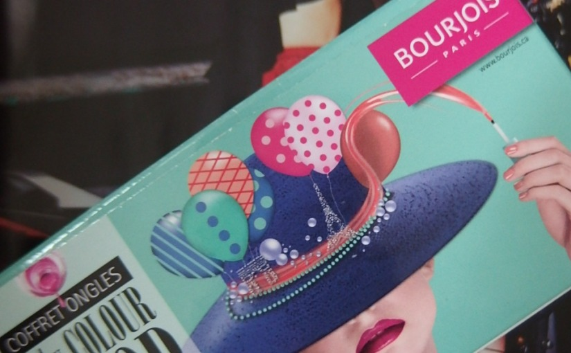 Bourjois 5x Colorpop Nail Kit