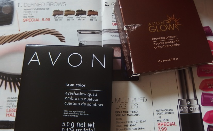 Beauty Products by Avon – First Impression