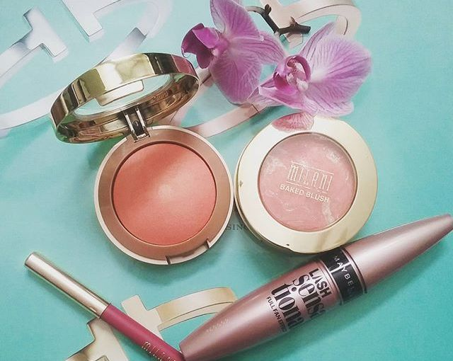 Milani Mini Beauty Haul + Trial