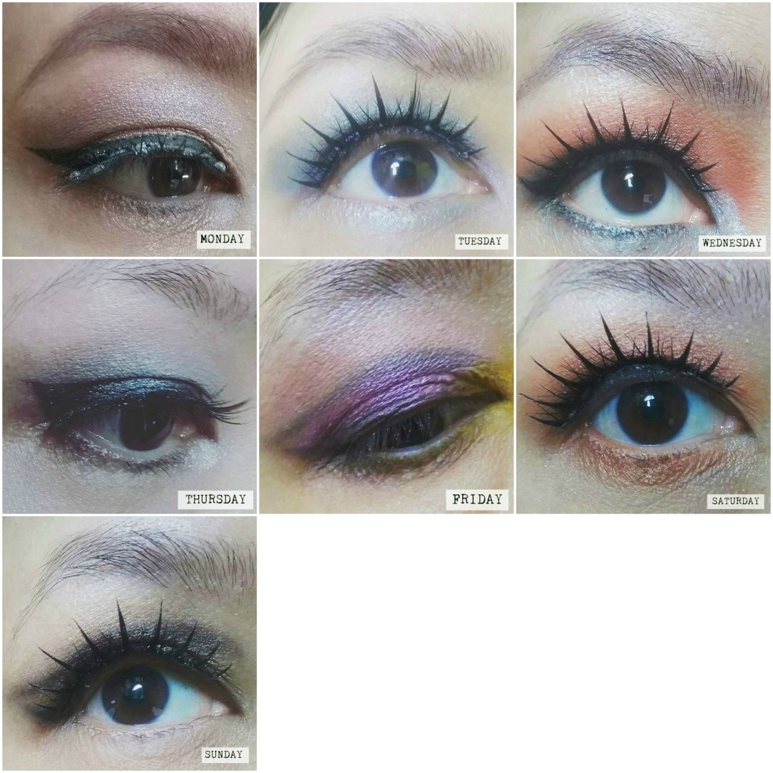 EYES OF THE WEEK MAKEUP