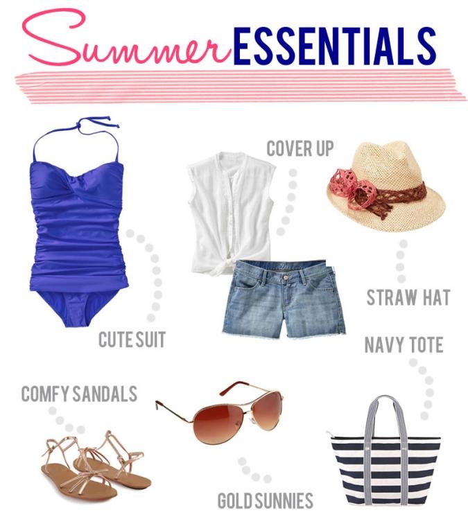summer-essentials