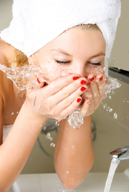 cleansing-face