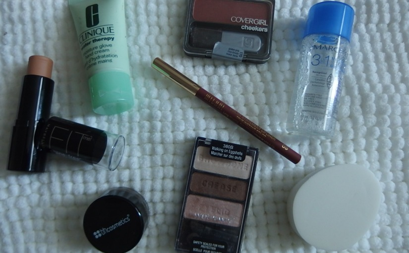 Some Favorite Beauty Products