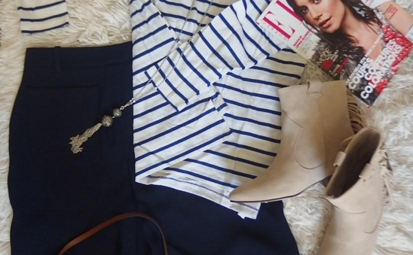 Blogtober* Dress Up For Fall – Zara &Coach