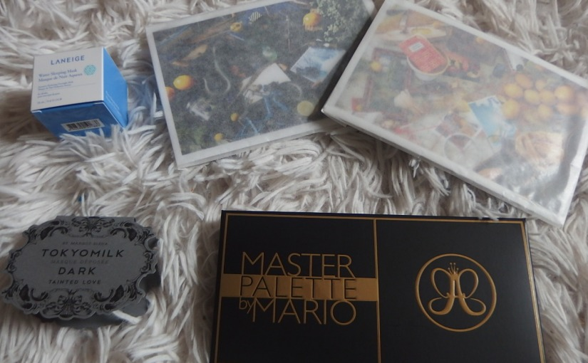 Anastasia Beverly Hill Master Palette by Mario|Try-On &Review