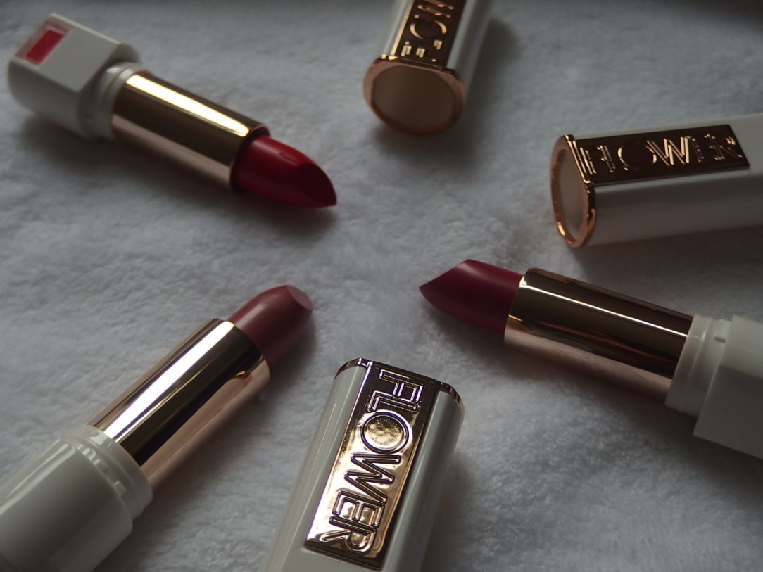 Tested Wednesday Flower Beauty Luxury Lip Color Review Swatches