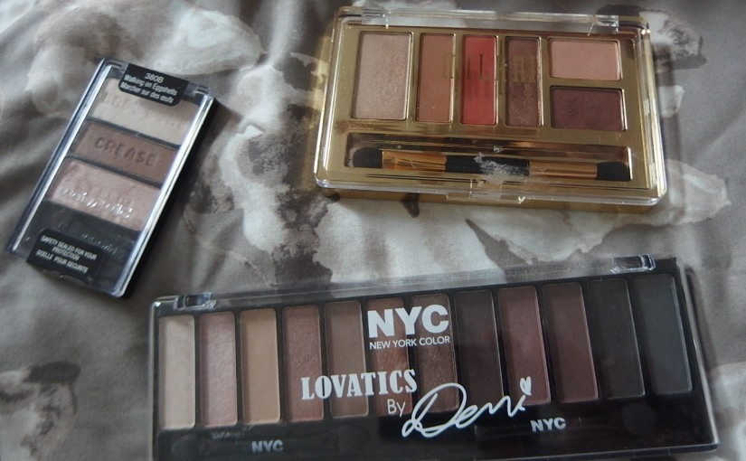 Question Tuesday – Best Brands forEyeshadows